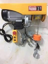 Tời điện di chuyển  PA 1000 A