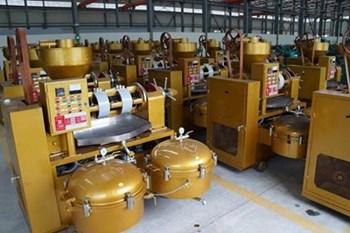 Máy ép dầu thực vật guangxin YZLXQ140