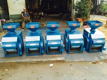 Máy lọc sạn gạo 1000Kg/h