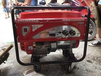 Máy phát điện Honda EP6500CX - 5.5KVA (Giật Nổ)