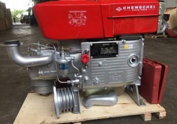 Động cơ Dầu ZS1130NL 30HP Đông Phong làm mát bằng gió + đèn