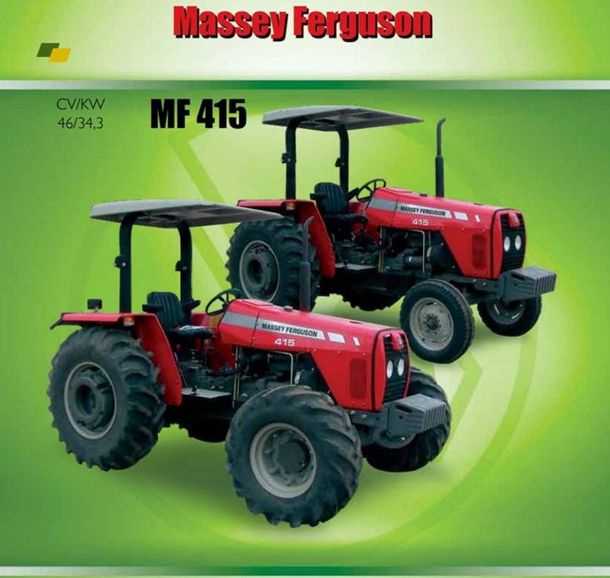 may cay massey ferguson mf415 (nhap khau brazil) ma hinh 0